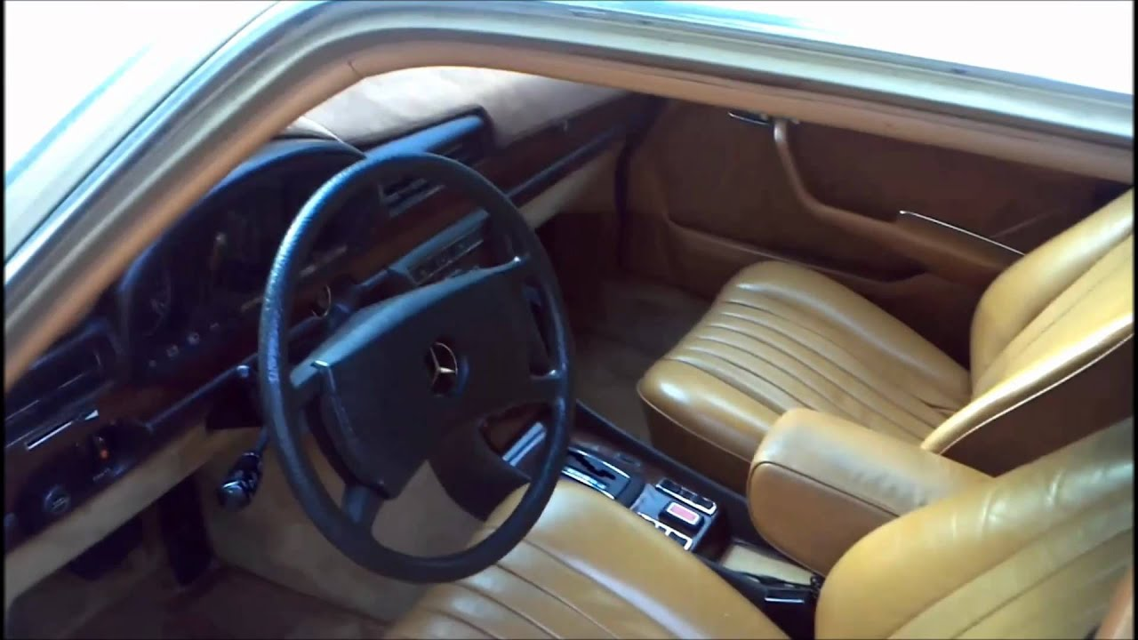 1980 Mercedes 300sd For Sale