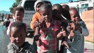 Township Tour - Khayelitsha (South Africa - Capetown) PART TWO