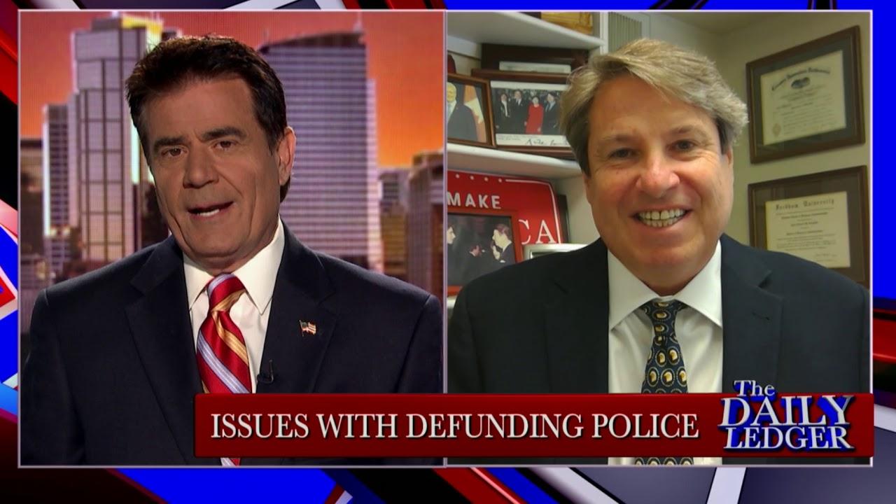 Trump Campaign Pollster, John McLaughlin, on Politics & Polls Part 1