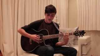 "Acoustic Guitar cover of ""Hey There Delilah"""