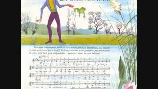 """""""La grenouille"""" - Francis Lemarque (avec paroles)"""