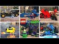 All Vehicles Unlocked in LEGO DC Super Villains