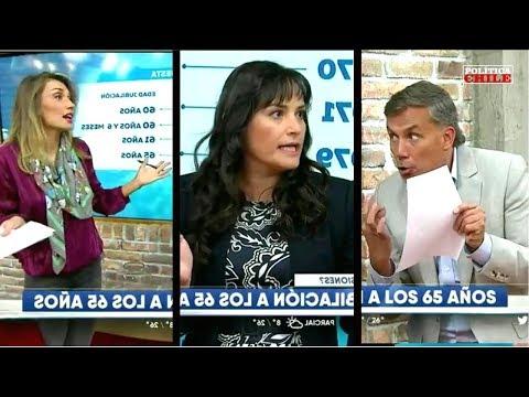 PELEA: Michelle Labbé vs Matinal de CHV - AFP