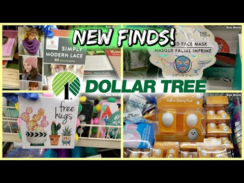 COME WITH ME DOLLAR SHOPPING *  NEW DOLLAR TREE WALKTHROUGH 2020