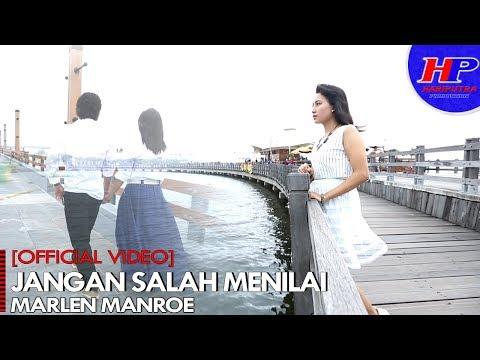 MARLEN MANROE - JANGAN SALAH MENILAI [Official Video Clip]