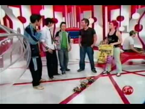 Programa Invación. Chilevisión. IER 2006