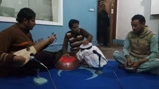 Mast Mast RJ Salman Afridi in program hujra with Rabab Mangi from Radio Pakistan FM101.5 Peshawar