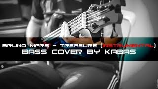 Bruno Mars - Treasure (Instrumental by kaBass)
