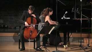 Sergei Prokofiev, Sonata for Cello and Piano Op. 119, C Major