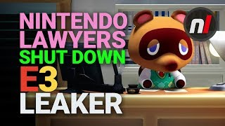 Nintendo Lawyers Shut Down Prominent E3 Leaker Ahead of 2019 Direct