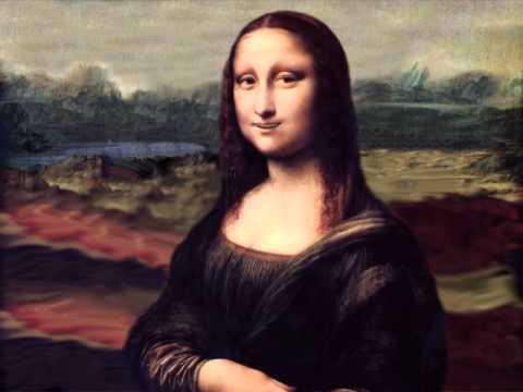 Painting like da vinci