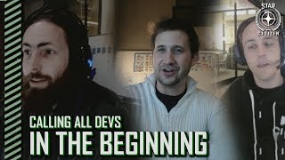 Star Citizen: Calling All Devs - In the Beginning thumbnail