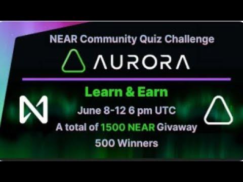 Airdrop ăn chia 1500 token NEAR đã list binance(Random 500 người)