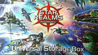 Star Realms: Universal Storage Box - Overview
