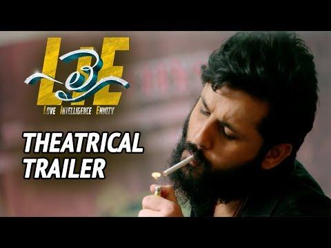 #LIE Movie Theatrical Trailer - Nithiin, Arjun, Megha Akash | Hanu Raghavapudi