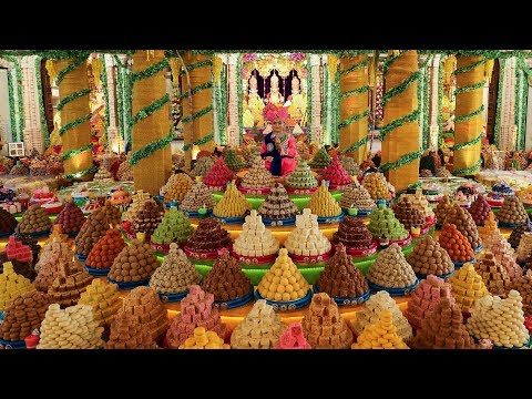 Diwali & Annakut Celebration 2019, Ahmedabad, India