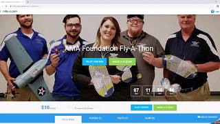 2019 Fly-a-Thon How to Get involved