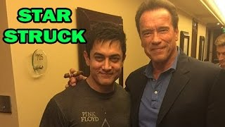 Aamir Khan Meets Hollywood Star Arnold Schwarzenegger In Delhi | Bollywood News