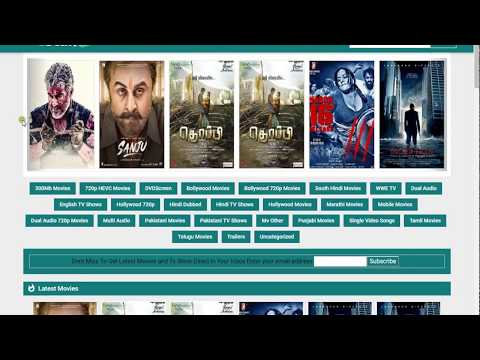 How To Download South Movies in Hindi 2018