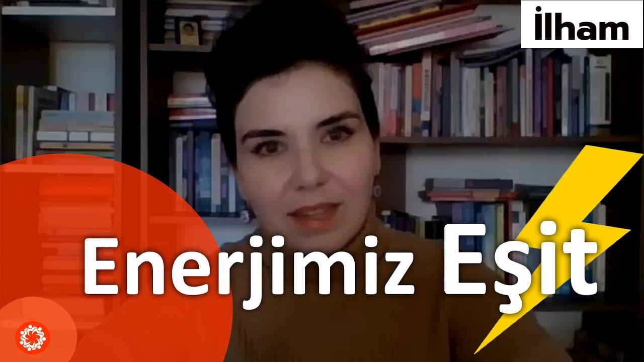 ENERJİMİZ EŞİT! (Enerji Sektöründe Kadın) - Duygu Doğan | BinYaprak