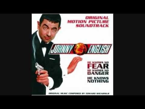 08 Parachute Drop - Johnny English