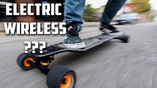 SAIL : An Electric Skateboard for Everyone