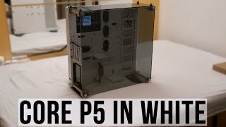Assembling The Core P5 Case By Thermaltake