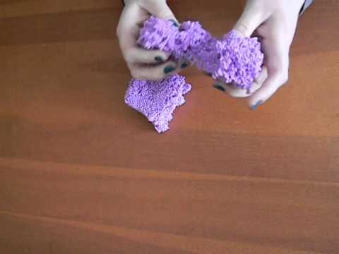 Squishy Foam : ASMR Squishy Sticky Foam Modeling Beads with Crinkly Plastic - YouTube