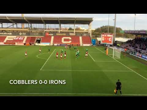 THE MAGIC OF THE CUP! Northampton Town vs Scunthorpe United! Matchday Vlog!
