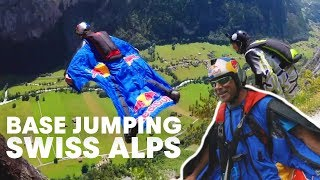BASE Jumping with Red Bull Air Force | Miles Above 3.0