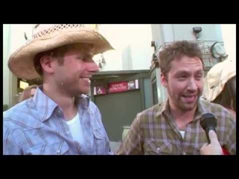 James Roday and Michael Weston   The Dukes of Hazzard