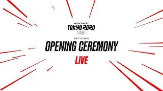 Opening Ceremony | Tokyo 2020 Olympics | Eurosport