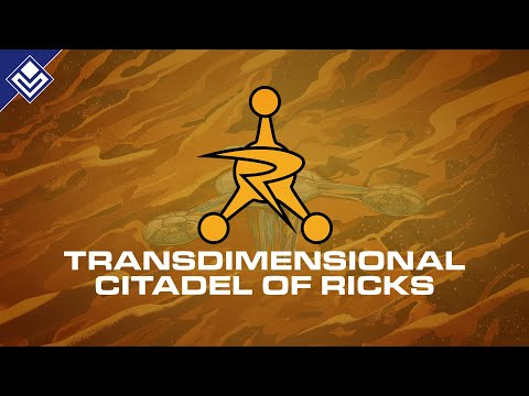 Transdimensional Citadel of Ricks | Rick & Morty