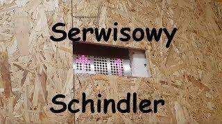 Serwisowy Schindler | Galeria Nowa Stacja, Pruszków