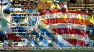 PES6 world cup usa 94 add-on video 1 (work in progress 2011)