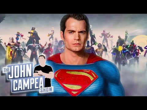 Henry Cavill In Talks To Return As Superman - The John Campea Show