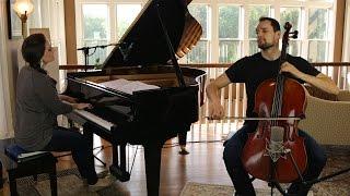 Avicii Waiting For Love Piano/cello Cover Brooklyn Duo