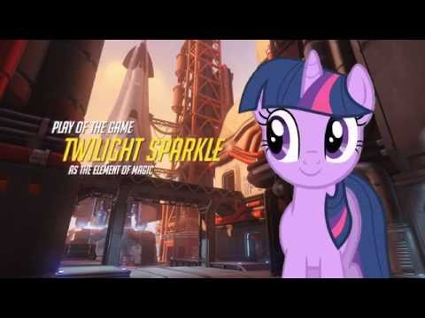 Twilight Sparkle's Play of the Game