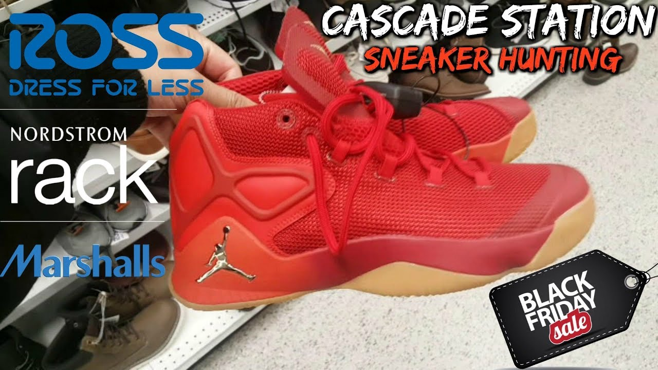 ce2a48e8ac7 Cascade Station Sneaker Hunting On Black Friday! Ross
