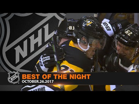 Anderson's mind-blowing snag highlights hectic night in NHL