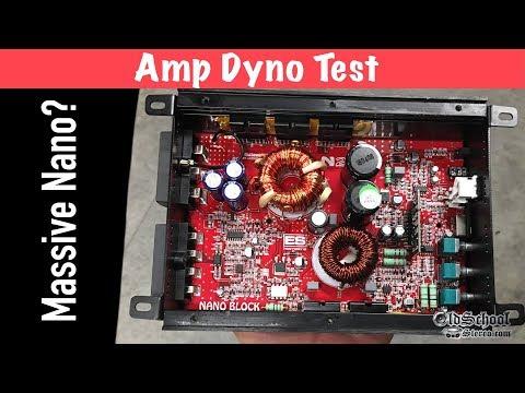 Massive Nano? Mini Amp, Big Power Claims - Massive Audio N2 Nanoblock