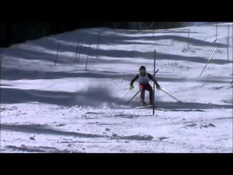 2010-11 Harvard Crimson Alpine Skiing Highlights