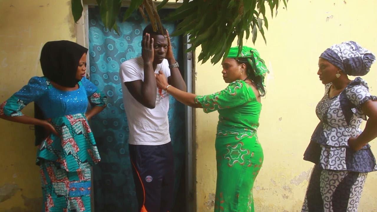 Download A Gidan Bariki Part 3 - Latest Hausa Films 2021