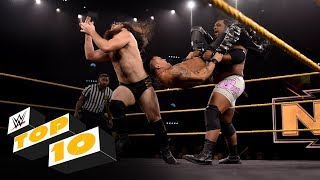Top 10 NXT Moments: WWE Top 10, Jan. 8, 2020
