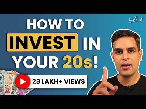 The best ways to Invest in your 20s | Investing strategies for Beginners 2021 | Ankur Warikoo Hindi