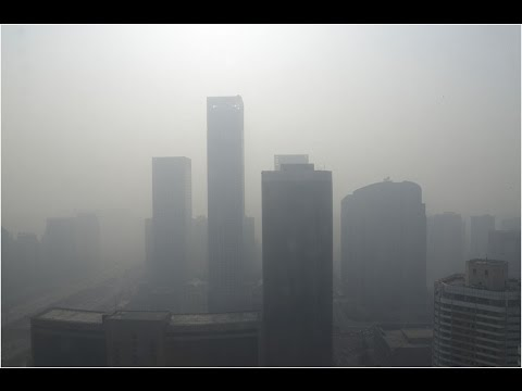 China Coal Produces More Smog And Carbon Dioxide