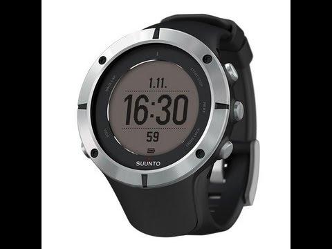 Suunto Ambit 2 Sapphire - Toughest GPS Watch Ever