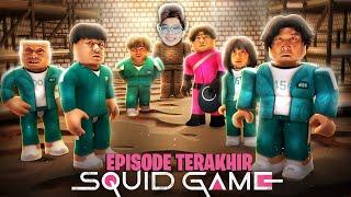 HARI TERAKHIR! TERUNGKAP SIAPA SEBENARNYA ORANG YANG MEMBUAT SQUID GAME MEMATIKAN DI ROBLOX!!!