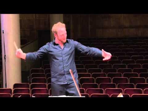 Stravinsky - Firebird, Finale - Christopher Rountree, Conductor