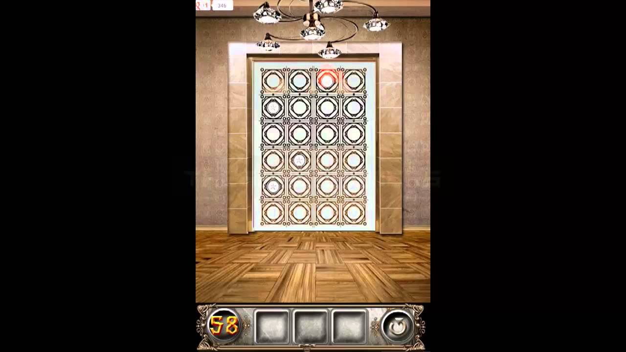 100 Doors Floors Escape Level 58 Walkthrough Guide Youtube